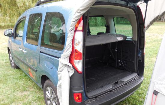 Renault Kangoo équipé Yatoo extreme