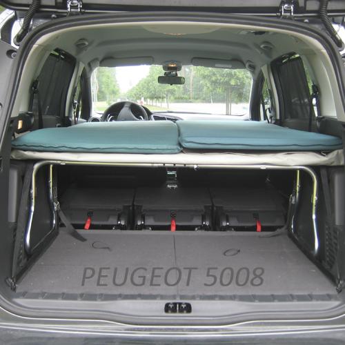 Lidoo déplié Peugeot 5008