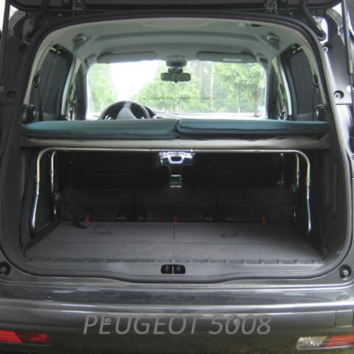 Lidoo déplié Peugeot 5008 MONOSPACE