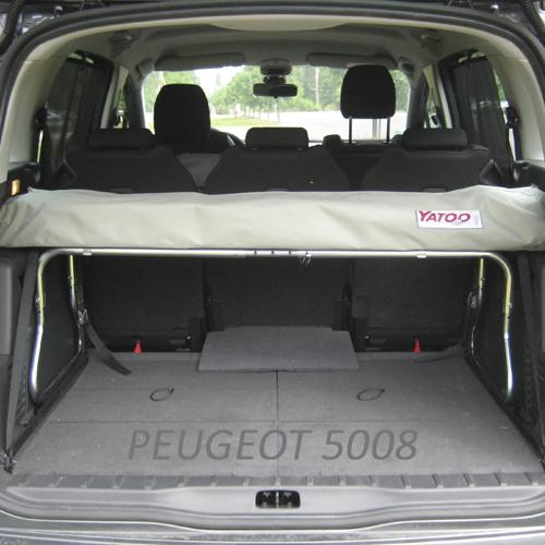 Lidoo plié Peugeot 5008 monospace