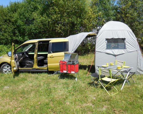 Ford Tourneo equipé Yatoo Extreme