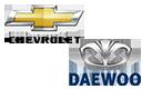 Logo chevrolet-daewoo