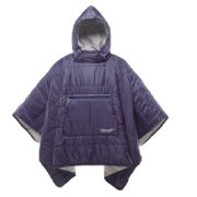 Poncho Honcho Taille L violet