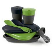 Pack n eat Noir/vert