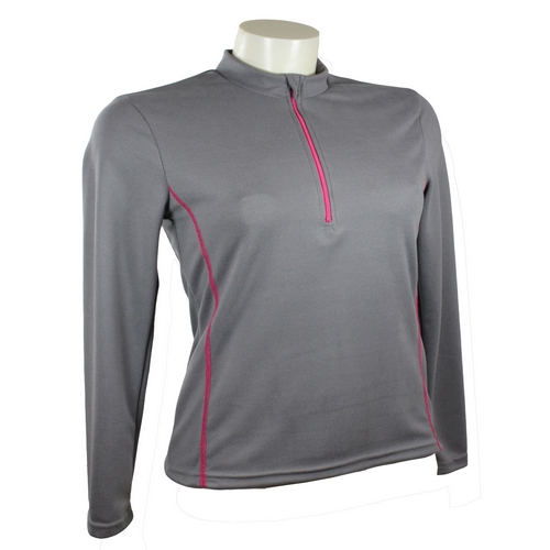 Tee shirt respirant femme wilma gris