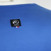 Tee shirt respirant homme zami bleu