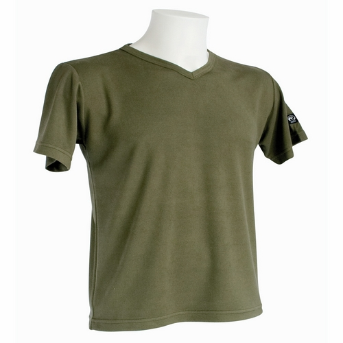 Tee shirt respirant homme manches courtes