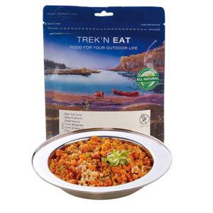 Curry de poisson (curry rouge) sans gluten