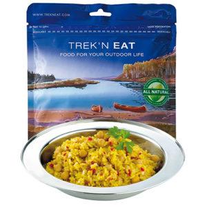 Chana masala curry de pois chiches au riz sans gluten sans lactose