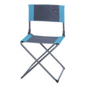 Chaise pliante turquoise