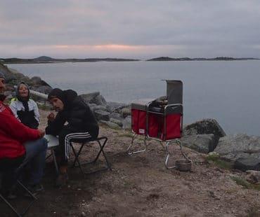 Road Trip Robinsonnades Nordiques: Bivouac, la vie au grand air…
