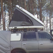 YATOO Tente de toit Discovery Extreme