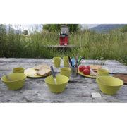 Ensemble kit vaisselle Bambou