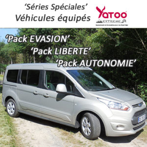 Ford Grand Tourneo Connect quipe YATOO Extreme
