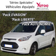Tourneo Connect equipe YATOO Extreme