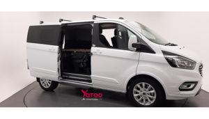FORD Tourneo Custom YATOO Edition