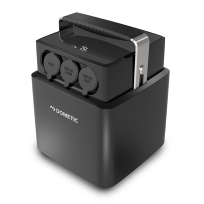 Batterie au lithium portable 40 Ah